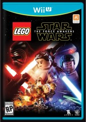 LEGO Gear 5005141 The Force Awakens Wii U Video Game