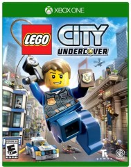 LEGO Мерч (Gear) 5005364 LEGO City Undercover Xbox One Video Game