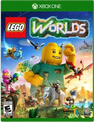 LEGO Мерч (Gear) 5005372 LEGO Worlds Xbox One Video Game
