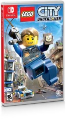 LEGO Мерч (Gear) 5005373 LEGO City Undercover Nintendo Switch Video Game