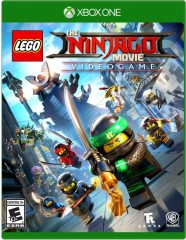LEGO Мерч (Gear) 5005434 THE LEGO NINJAGO MOVIE Video Game