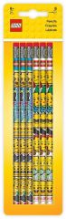 LEGO Gear 5005578 LEGO Pencils 6 pack
