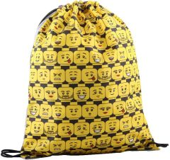 LEGO Gear 5005926 Minifigure Drawstring Bag