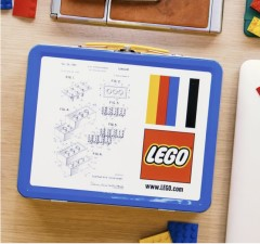 LEGO Gear 5006017 LEGO Lunch Box