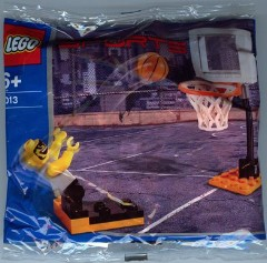 LEGO Sports 5013 Basketball