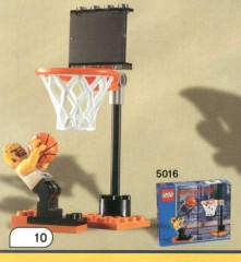 LEGO Sports 5016 Basketball