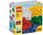 LEGO Bricks and More 5574 Basic Bricks
