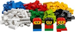 LEGO Bricks and More 5587 Basic Bricks with Fun Figures