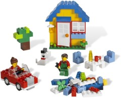 LEGO Bricks and More 5899 House Building Set