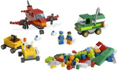 LEGO Bricks and More 5933 Airport Building Set