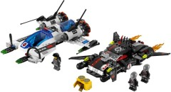 LEGO Космос (Space) 5973 Hyperspeed Pursuit