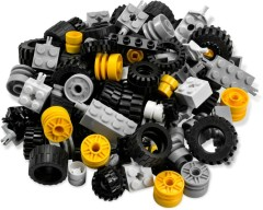 LEGO Bricks and More 6118 Wheels and Tyres