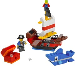 LEGO Bricks and More 6192 Pirate Building Set