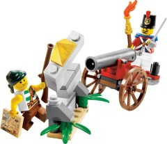 LEGO Pirates 6239 Cannon Battle