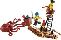 LEGO Pirates 6240 Kraken Attackin'