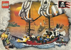 LEGO Pirates 6290 Red Beard Runner