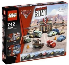 LEGO Cars 66386 Super Pack 3 in 1