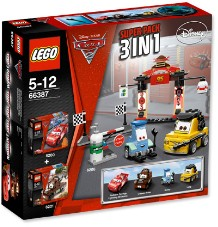 LEGO Cars 66387 3-in-1 Super Pack