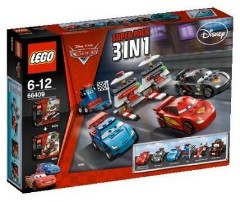 LEGO Cars 66409 Super Pack 3-in-1