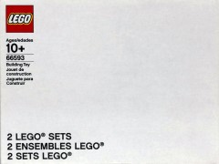 LEGO BrickHeadz 66593 2-in-1 Value Pack