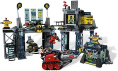 LEGO DC Comics Super Heroes 6860 The Batcave