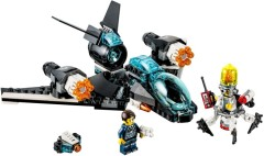 LEGO Ultra Agents 70171 Ultrasonic Showdown