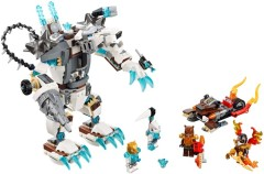 LEGO Legends of Chima 70223 Icebite's Claw Driller