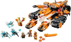 LEGO Legends of Chima 70224 Tiger's Mobile Command