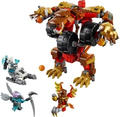 LEGO Legends of Chima 70225 Bladvic's Rumble Bear