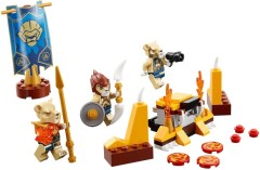 LEGO Legends of Chima 70229  Lion Tribe Pack