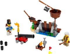 LEGO Pirates 70409 Shipwreck Defence