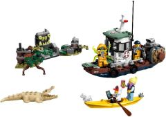 LEGO Hidden Side 70419 Wrecked Shrimp Boat