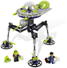 LEGO Космос (Space) 7051 Tripod Invader