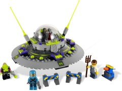 LEGO Космос (Space) 7052 UFO Abduction