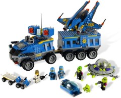 LEGO Космос (Space) 7066 Earth Defense HQ
