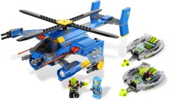 LEGO Космос (Space) 7067 Jet-Copter Encounter
