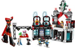 LEGO The LEGO Movie 70809 Lord Business' Evil Lair