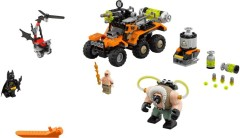 LEGO The LEGO Batman Movie 70914 Bane Toxic Truck Attack