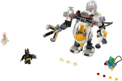 LEGO The LEGO Batman Movie 70920 Egghead Mech Food Fight