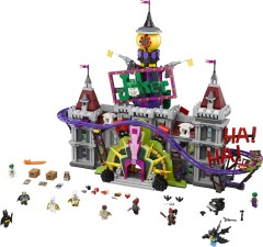 LEGO The LEGO Batman Movie 70922 The Joker Manor