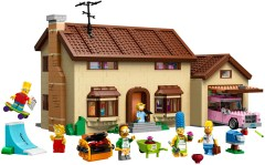 LEGO The Simpsons 71006 The Simpsons House