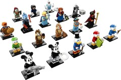 LEGO Collectable Minifigures 71024 LEGO Minifigures - The Disney Series 2 - Complete