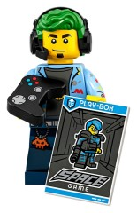 LEGO Collectable Minifigures 71025 Video Game Champ