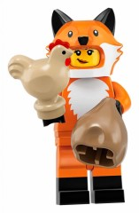 LEGO Collectable Minifigures 71025 Fox Costume Girl