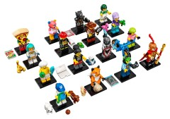 LEGO Collectable Minifigures 71025 LEGO Minifigures - Series 19 - Complete