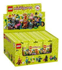 LEGO Collectable Minifigures 71025 LEGO Minifigures - Series 19 - Sealed Box