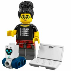 LEGO Collectable Minifigures 71025 Programmer