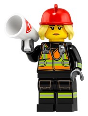 LEGO Collectable Minifigures 71025 Fire Fighter