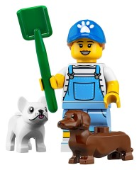 LEGO Collectable Minifigures 71025 Dog Sitter