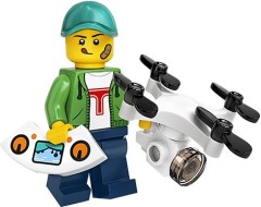 LEGO Collectable Minifigures 71027 Drone Boy